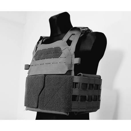 TPC - poches plaques latérales 15x15cm