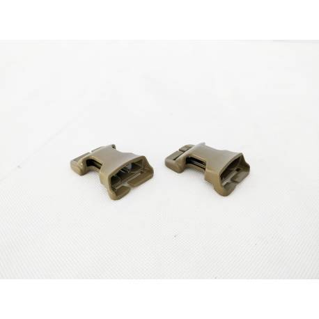 """Boucles QASM 1""""/25mm (x2)"""