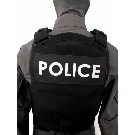 Bandeau velcro POLICE 250x100mm