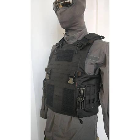 Housse tactique PolGen Assaut pour inserts PN/GN