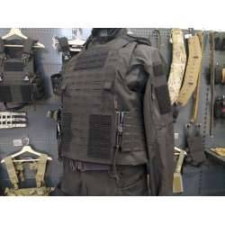 Polgen Plus tactical vest for Police and Gendarmerie inserts