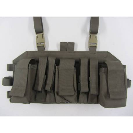 Chestright V3 5xHK416 with pouches
