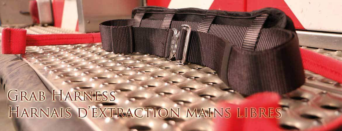 Harnais d'extraction Grab Harness